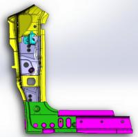 Chrysler KL H Pillar