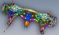 Rear Module Assembly