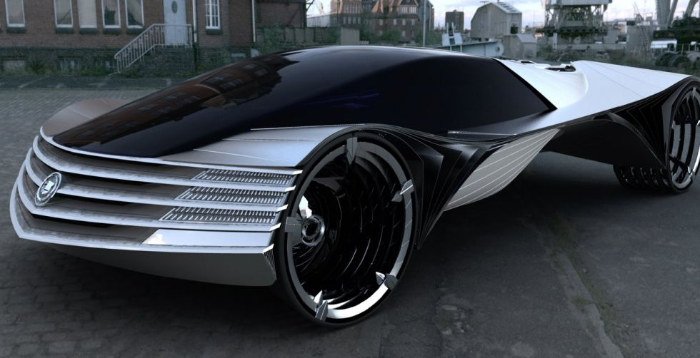Thorium Fueled Concept Car