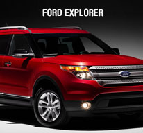 Ford Explorer Case Study